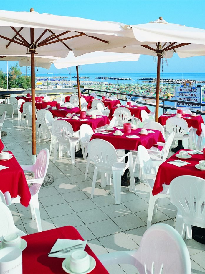 Hotel Negresco Cattolica